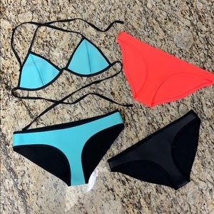 BARLEY USED TRIANGL SWIMSUITS